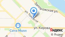 Premier на карте