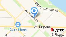 Elecsnet на карте