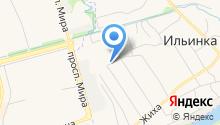 Автомастерская на Ильинке на карте