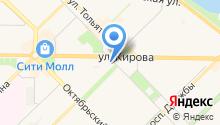 NK-Mobile на карте
