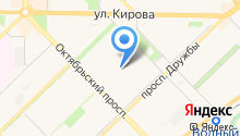 A-Сервис на карте