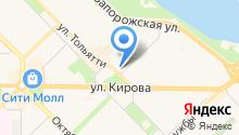 Boutique на карте