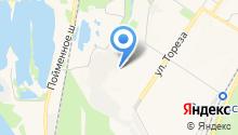 Car-Service на карте