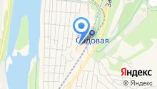 Avalon на карте
