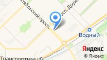 Авто Кузбасс на карте