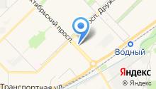 DeviceAuto на карте