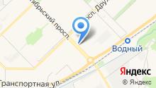 АвтоБуксир-NK на карте