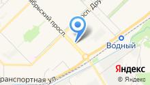 АвтоСити, магазин автосвета на карте