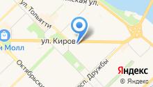 The Pint на карте