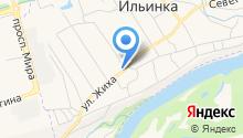 ТЕПЛОБОКС на карте