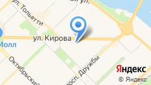FT-технологии на карте