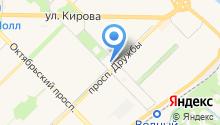 ProFit Store на карте