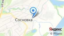 Сосновский дом детского творчества на карте