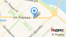 #ВКЛючайся на карте