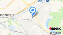 Кузбасс-Стартер на карте
