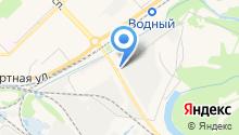 СИБНК-АВТО на карте