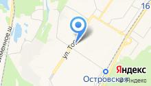 Comfortto на карте