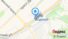 Autofors на карте