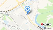 Контрактные автозапчасти на карте