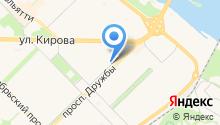 Kodo на карте
