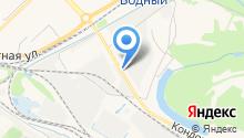 Соловьева Е.Е. на карте