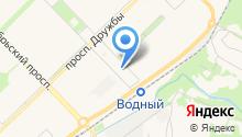 Olympia Gym на карте
