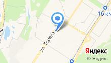 ANASTYLE на карте