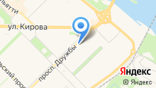 BT Moscow на карте