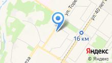 Polaris Центр Новокузнецк на карте