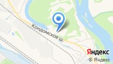Coffee Yeti на карте