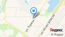 MCash на карте