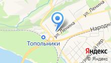 Авто Буксир-NK на карте