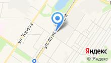 К-Сервис на карте