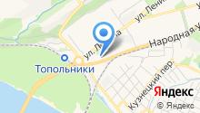 AlпластСервис-НК на карте