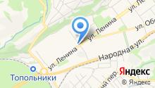 У Владимира на карте