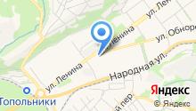 Авторезина на карте