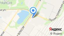 АвтоЛидер НК на карте