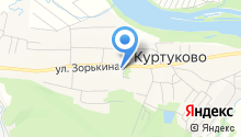 Сибирский сад на карте