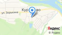 Куртуковский детский сад комбинированного вида на карте