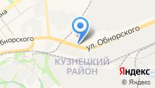 Автозапчасти у Михайлыча на карте