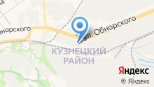 Автоэвакуатор-NK на карте