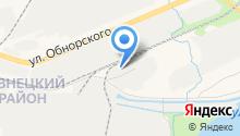 АвтоZ-НК на карте