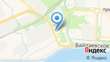 ТЕН-НК на карте