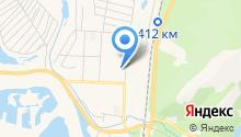 Столярная мастерская на карте