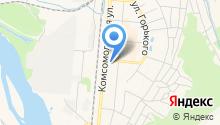 Управление по жизнеобеспечению Калтанского городского округа на карте