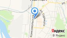 Банкомат, Совкомбанк, ПАО на карте