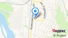 Детский сад №2, Радуга на карте