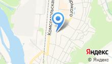 ВестиЧ на карте