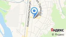 Коллегия адвокатов №107 г. Калтан на карте