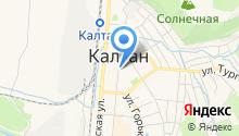 Отдел №18 Управления Федерального казначейства по Кемеровской области на карте